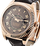Rolex Used Rose Gold