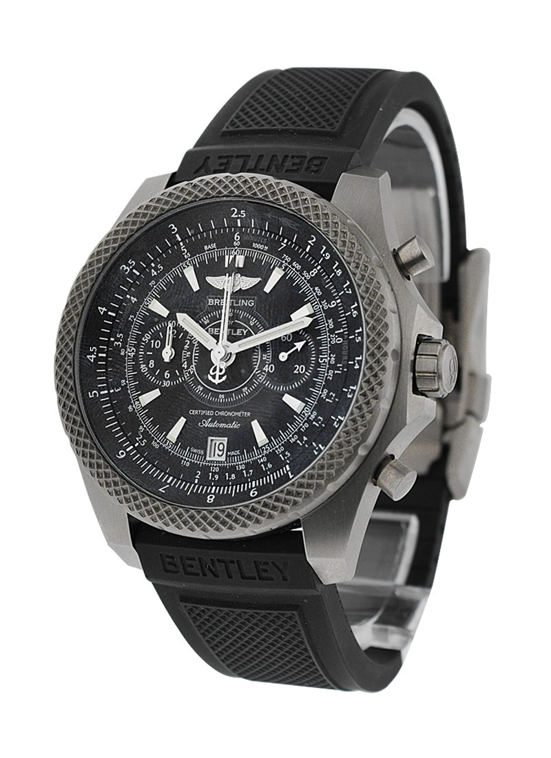 Breitling Bentley Super Sports mens Automatic in Titanium