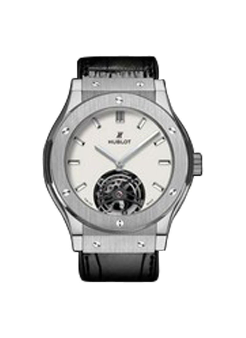 Hublot Classic Fusion Tourbillon 45mm Automatic in Titanium