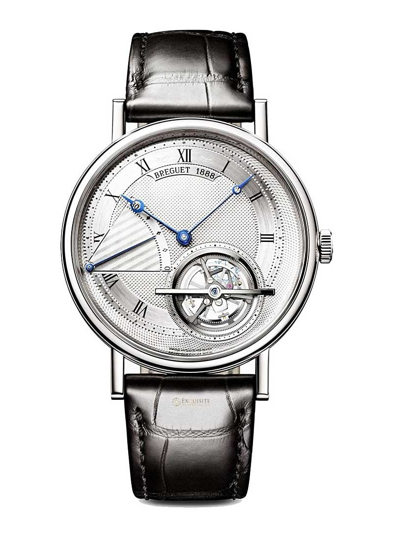 Breguet Classic Men' Automatic Extra Thin in Platinum
