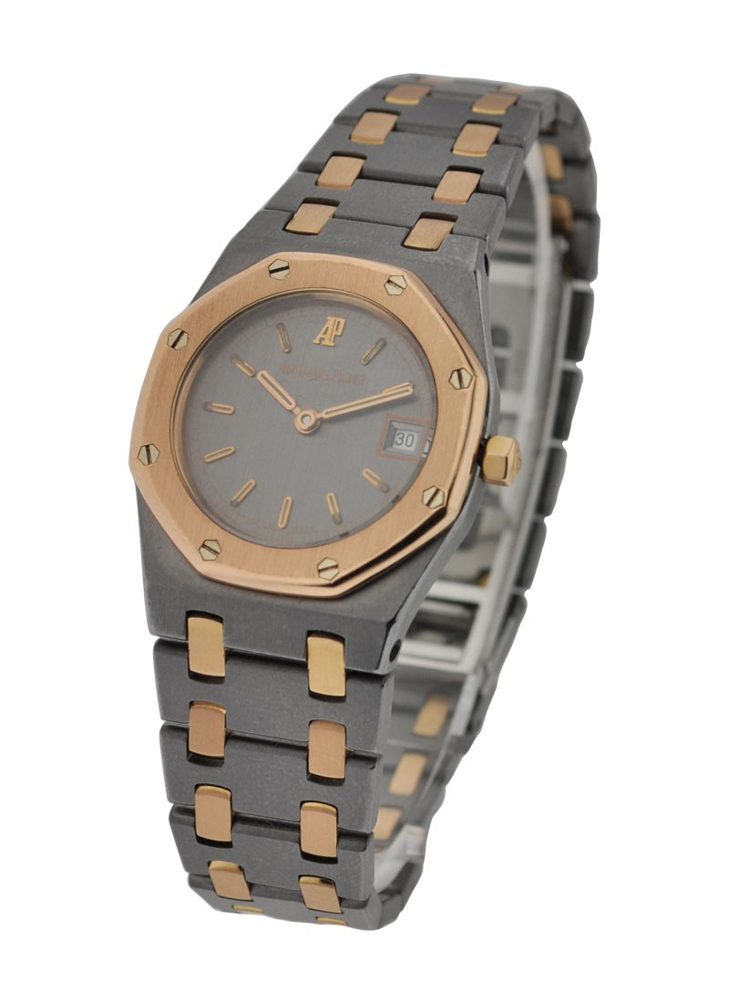 Audemars Piguet 26mm Royal Oak   Tantalum with Rose Gold