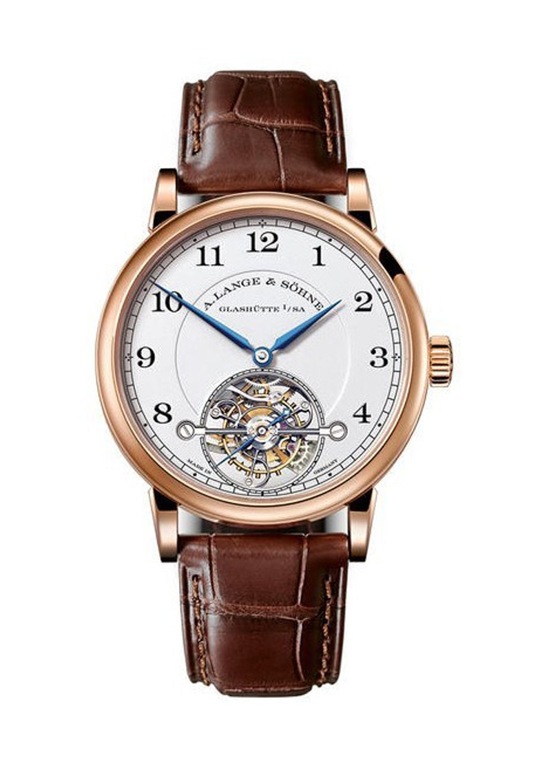 A. Lange & Sohne 1815 Tourbillon in Rose Gold