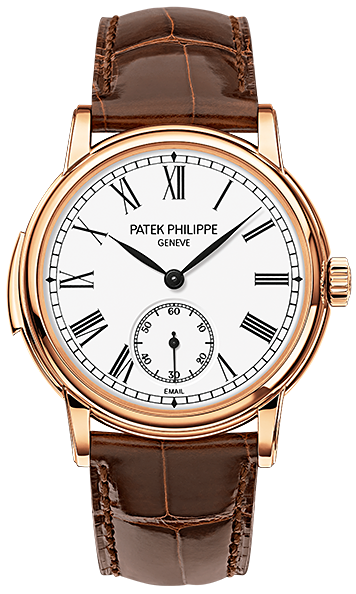 Patek Philippe Minute Repeater 5078R in Rose Gold