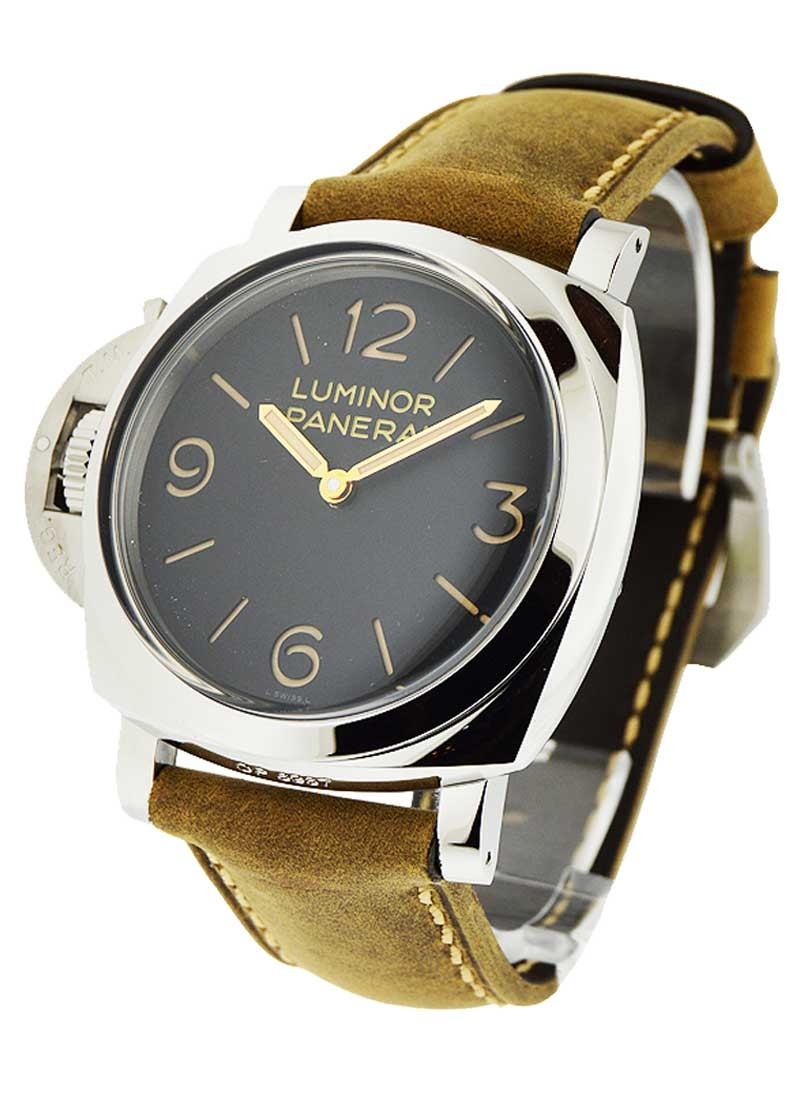 Panerai PAM 557 - Luminor 1950 Left-handed 3 Days in Steel