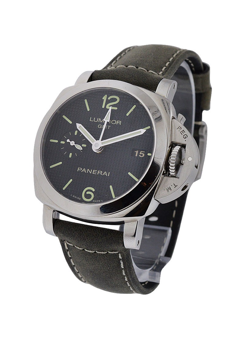 Panerai Luminor 1950 GMT   3 Days Power Reserve