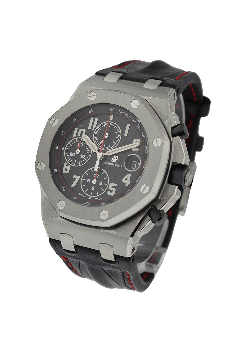 Audemars Piguet Royal Oak Offshore Chronograph in Steel