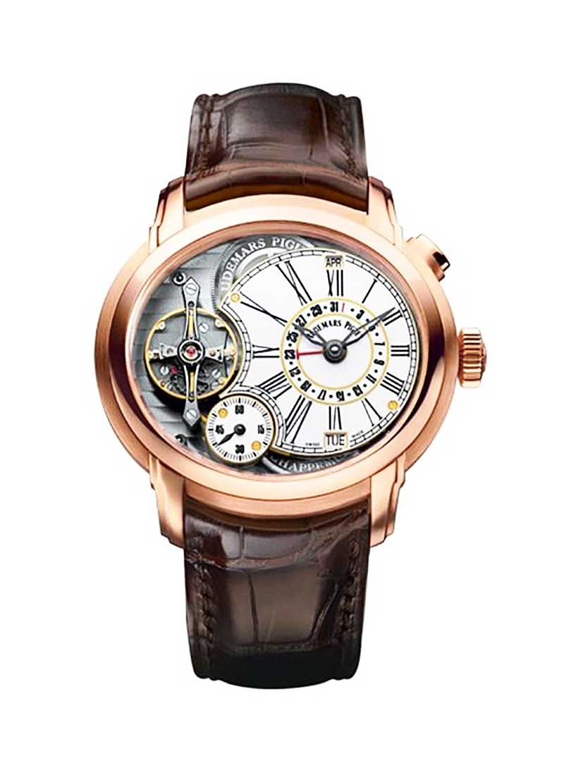 Audemars Piguet Millenary Minute Repeater Automatic in Rose Gold