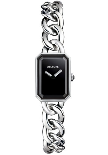 Chanel Premiere Ladies Quartz in Steel