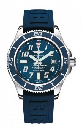 Breitling Superocean Mens 42mm Automatic in Steel