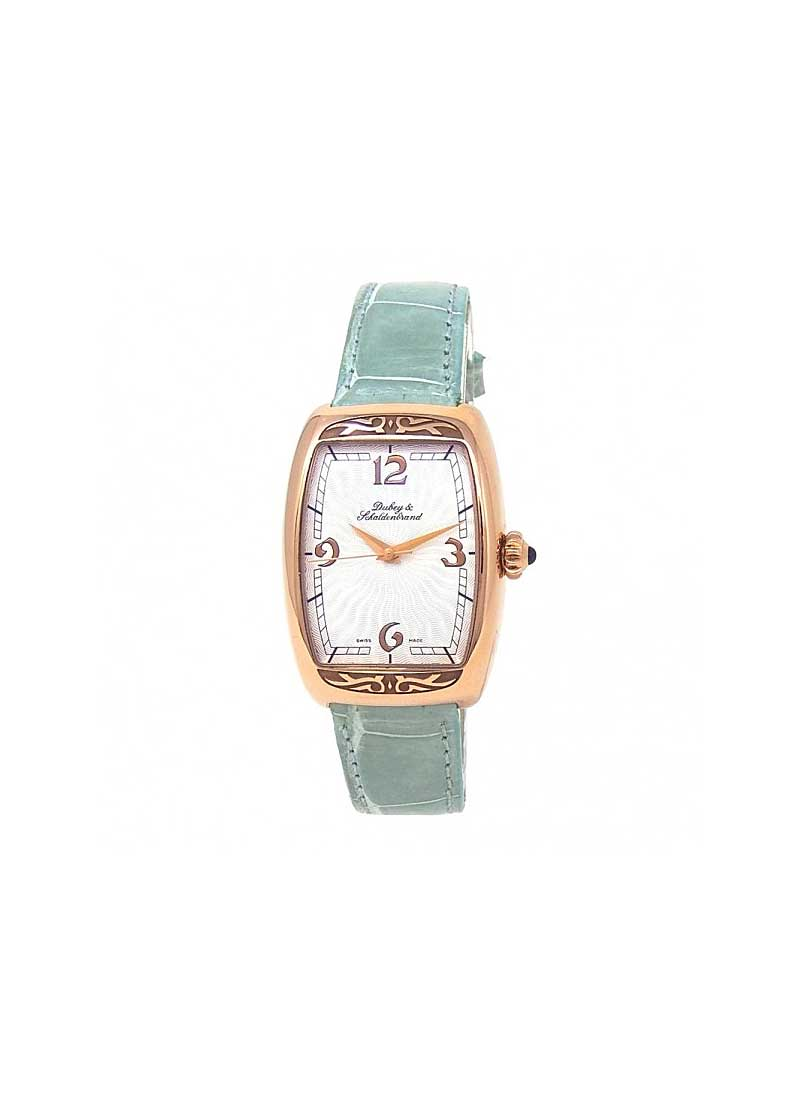 Dubey & Schaldenbrand Lady Ultra 27mm Automatic in Rose Gold