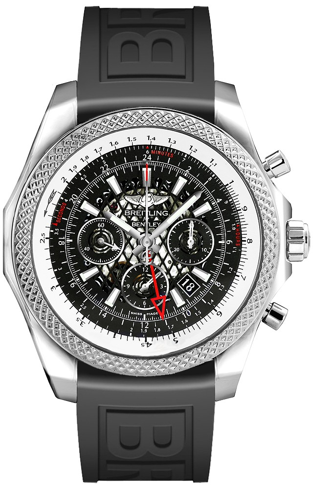 Breitling Breitling for Bentley B04 GMT in Steel