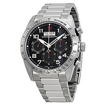Tudor Fastrider 42mm Mens Automatic in Steel
