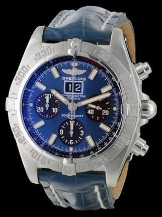 Breitling Blackbird Automatic in Steel