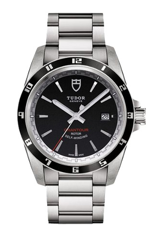 Tudor Grantour Date Automatic in Steel
