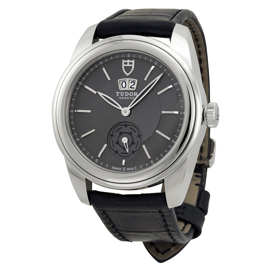 Tudor Glamour Double Date Mens 42mm Automatic in Steel