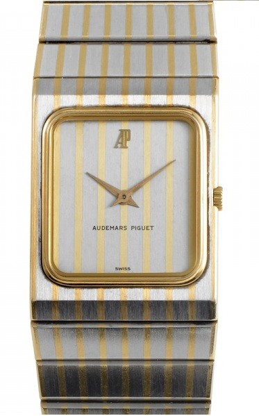 Audemars Piguet Vintage Two Tone in Steel and Yellow Gold