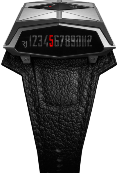 Romain Jerome Spacecraft in Titanium   Limited to 99 pcs