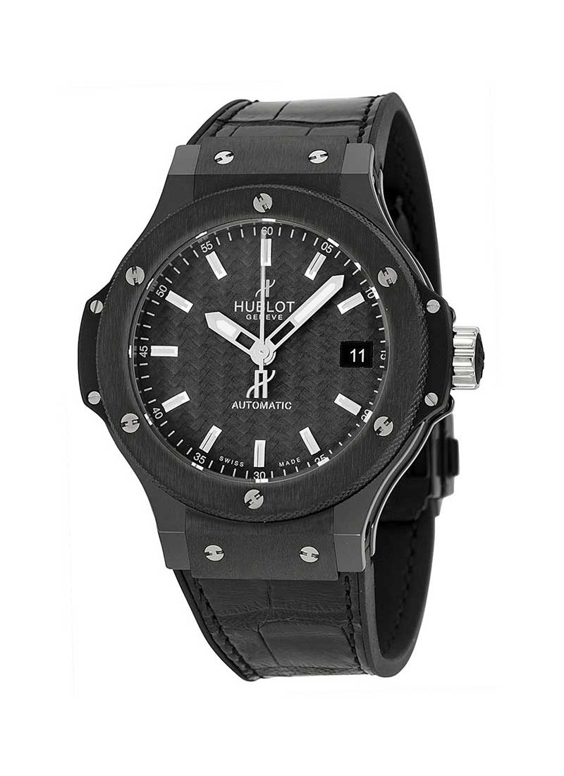 Hublot Big Bang 38mm in Black Ceramic