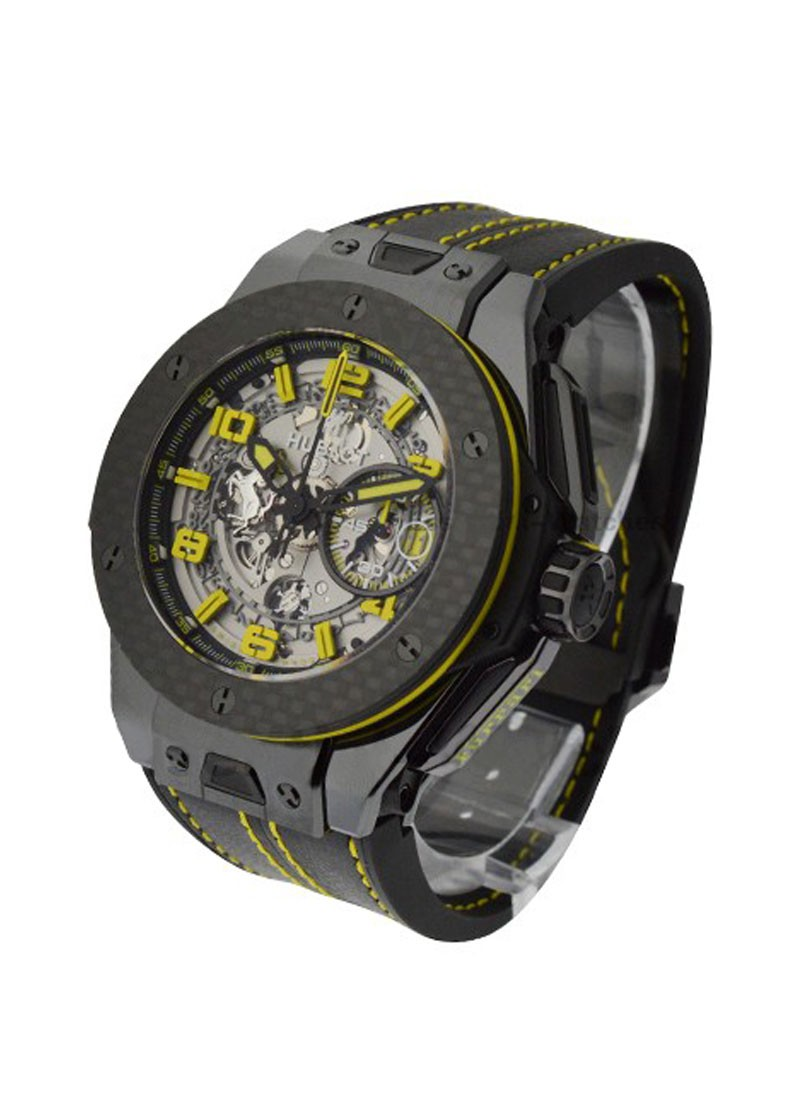 Hublot Big Bang Ferrari in Ceramic - Limited Edition of 1000 Pcs