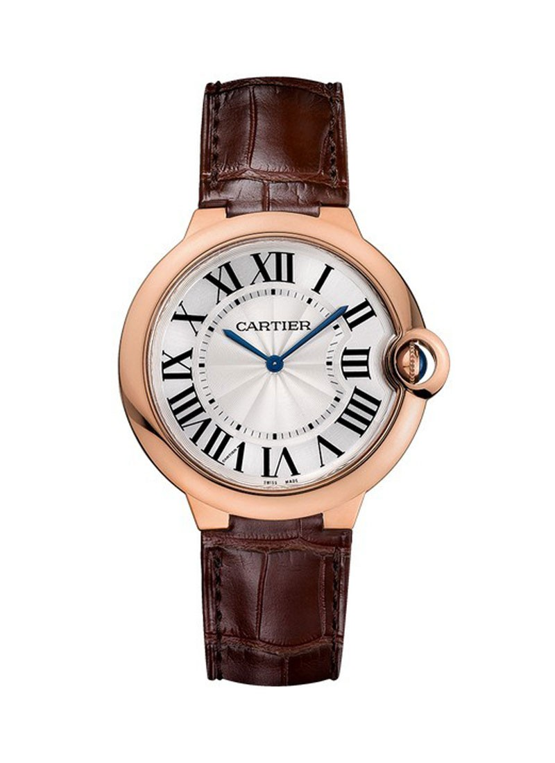 Cartier Ballon Bleu Ultra Thin in Rose Gold