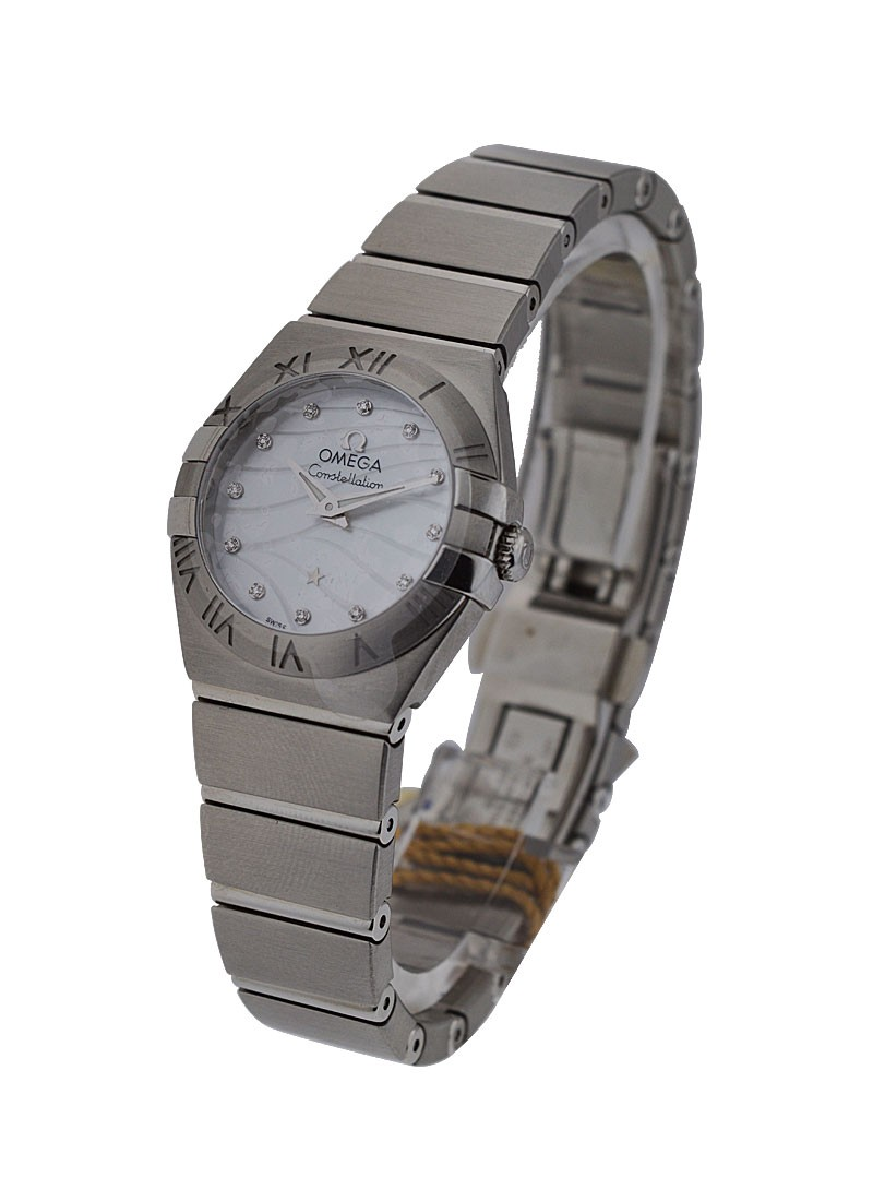Omega Constellation Ladies n Steel
