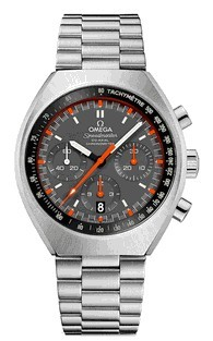 Omega Speedmaster Mark II Co   Axial Chronograph in Steel