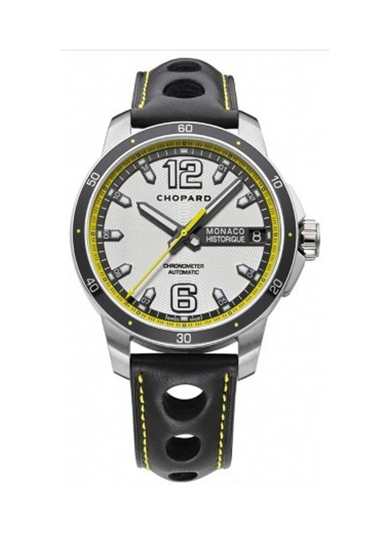 Chopard Grand Prix de Monaco Historique Power 44.5mm in Titanium