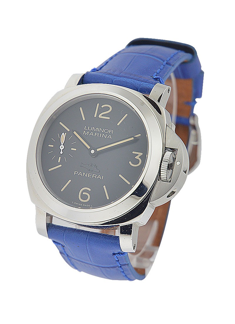 Panerai PAM 466   Palm Beach Special Edition Luminor Marina in Steel