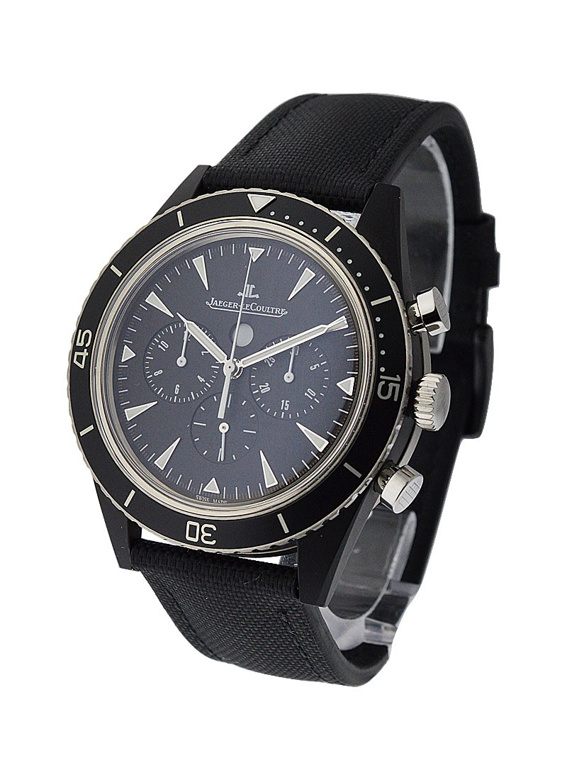 Jaeger - LeCoultre Master Compressor Deep Sea 44mm Chronograph