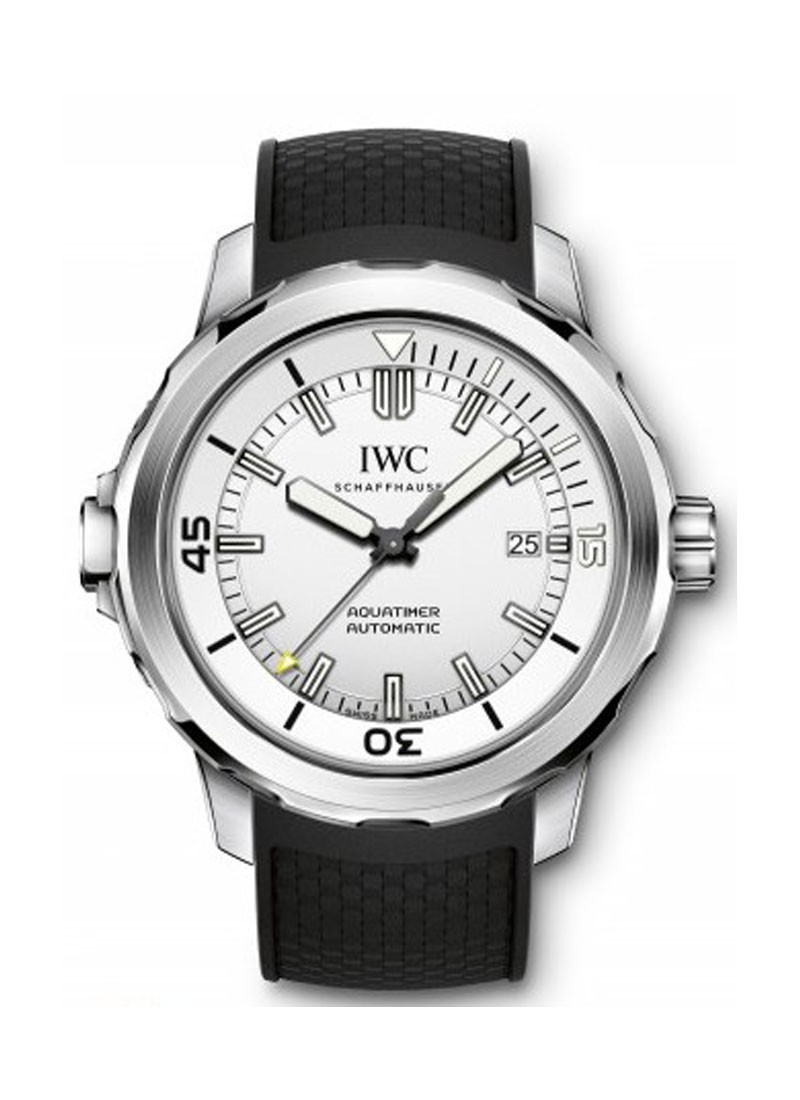 IWC Aquatimer 42mm in Steel