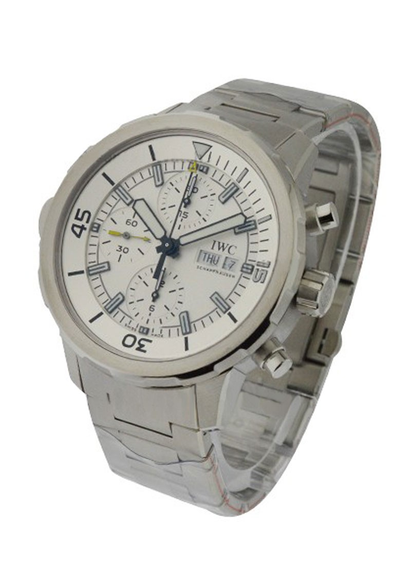 IWC Aquatimer Chronograph 44mm in Steel