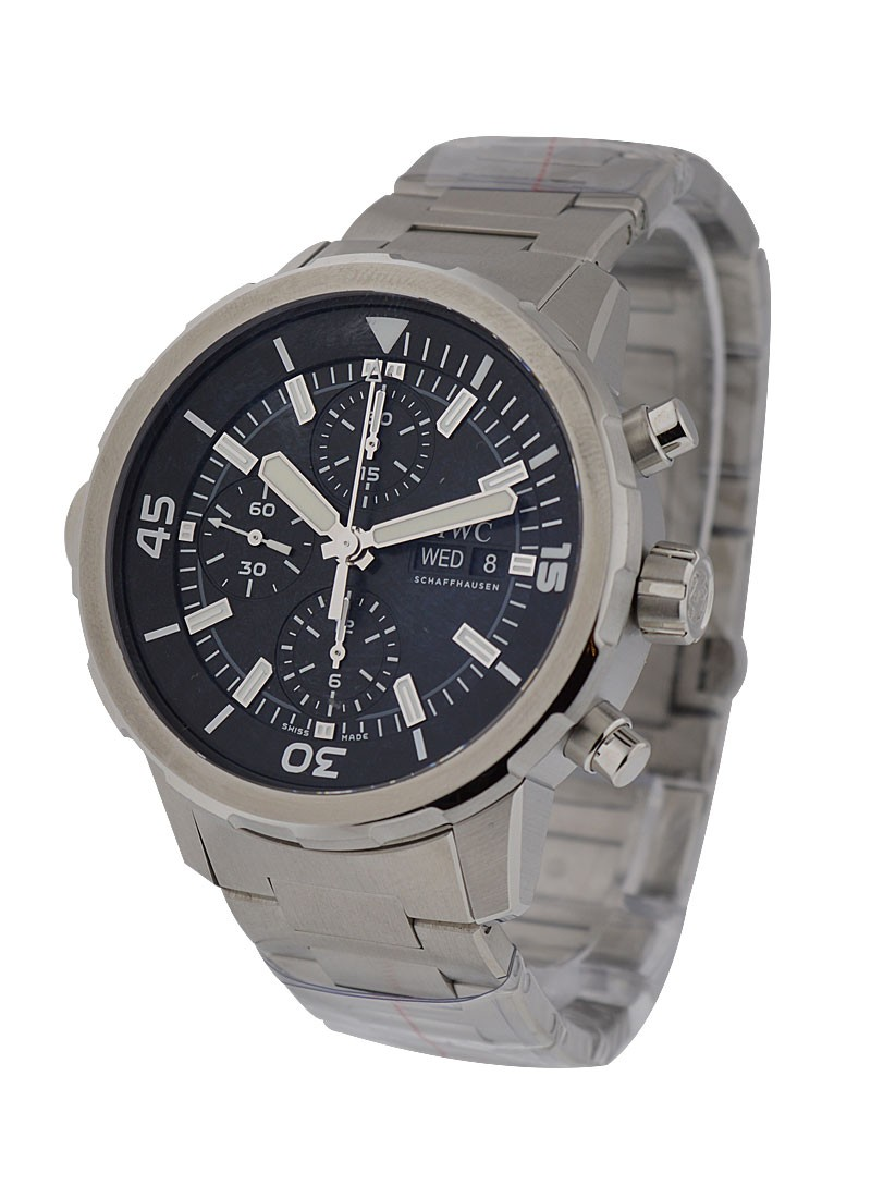 IWC Aquatimer Automatic Mens 44mm in Steel