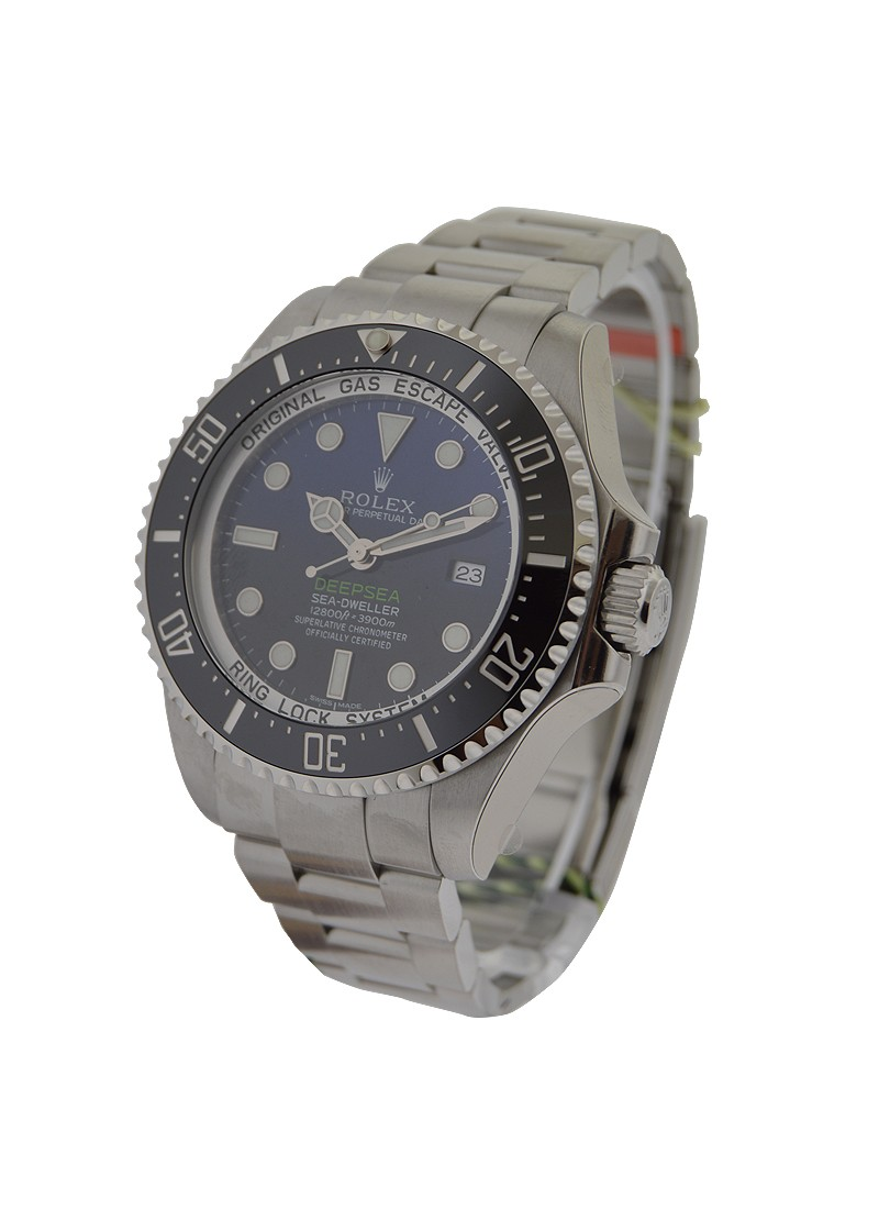 Rolex Unworn Sea Dweller   Deep Sea BLUE