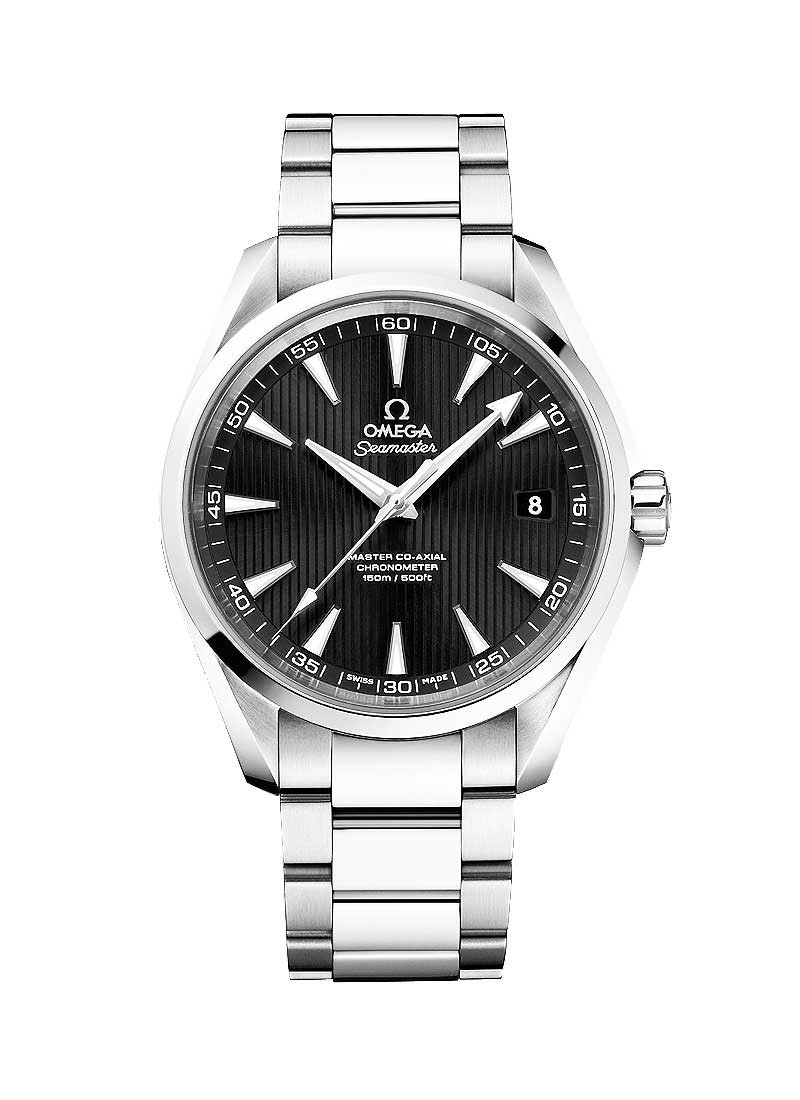 Omega Aqua Terra Automatic 42mm Big Size Automatic in Steel