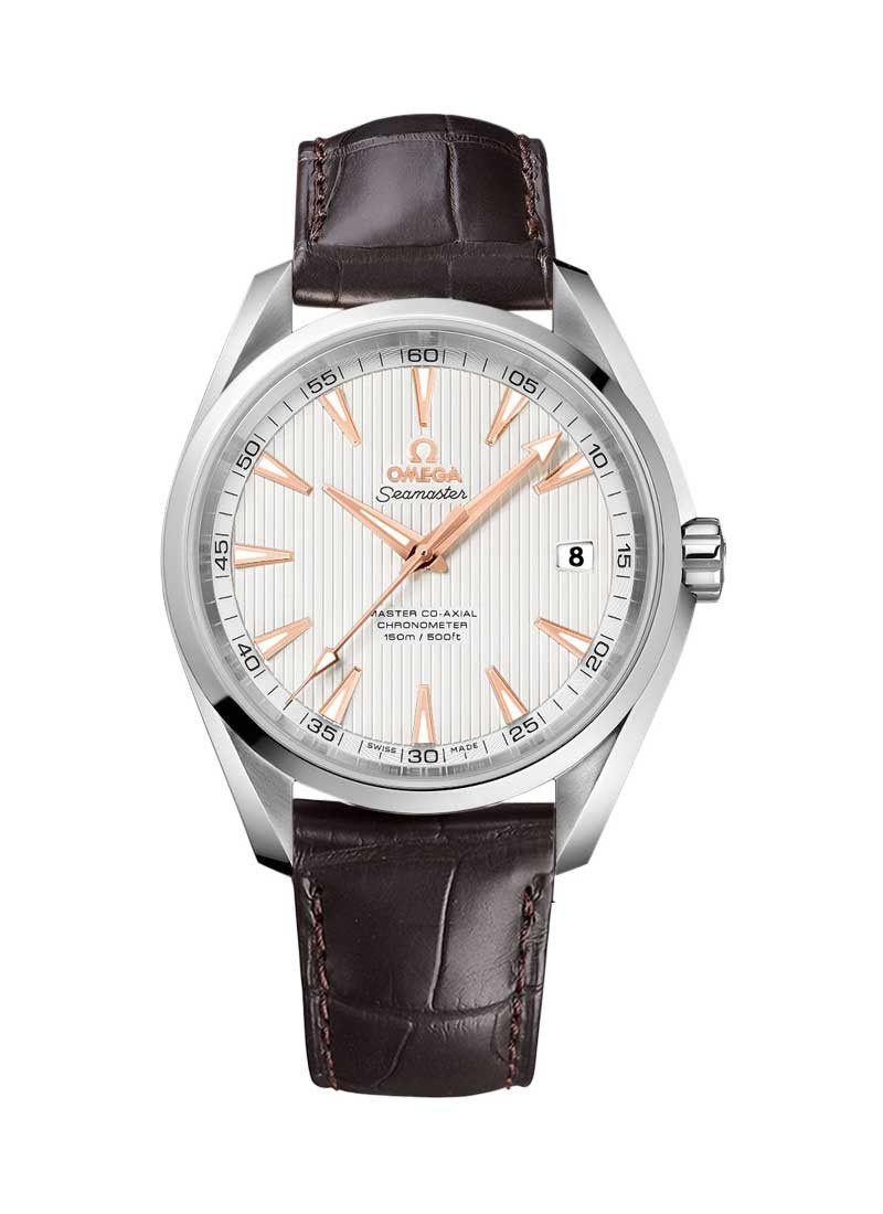 Omega Aqua Terra Chronometer 42mm Automatic in Steel