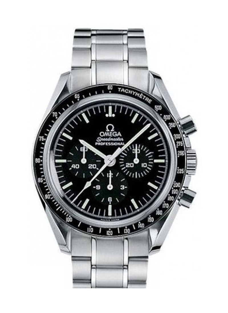 Omega Speedmaster Professional Chronograph 42mm in Steel