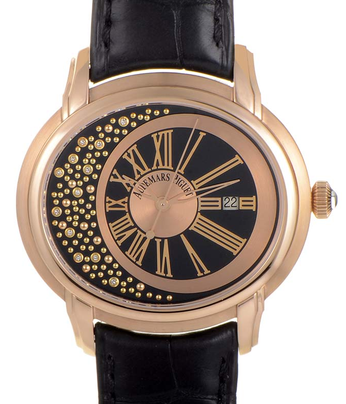 Audemars Piguet  Millenary Automatic Morita   Limited to 200 pcs