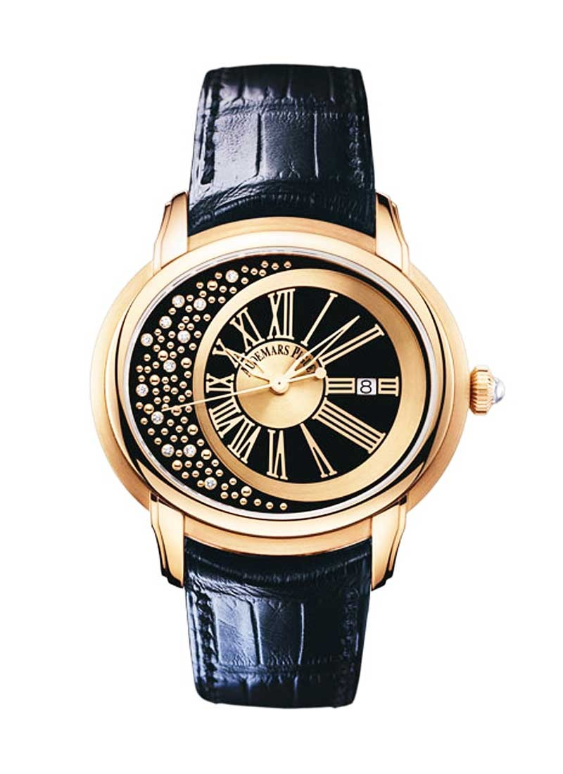 Audemars Piguet Millenary Automatic Morita with Rose Gold  - Limited to 200 pcs