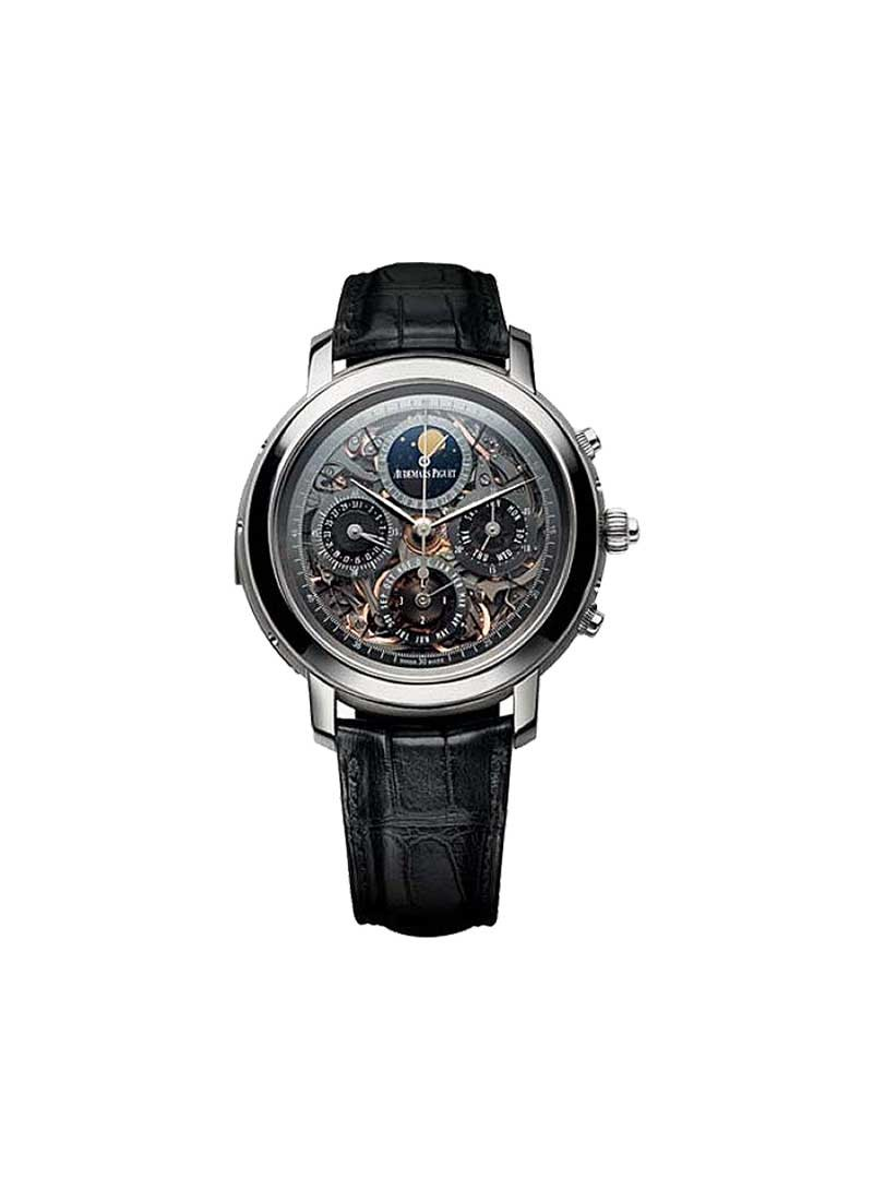 Audemars Piguet Jules Audemars Grande Complication in Titanium
