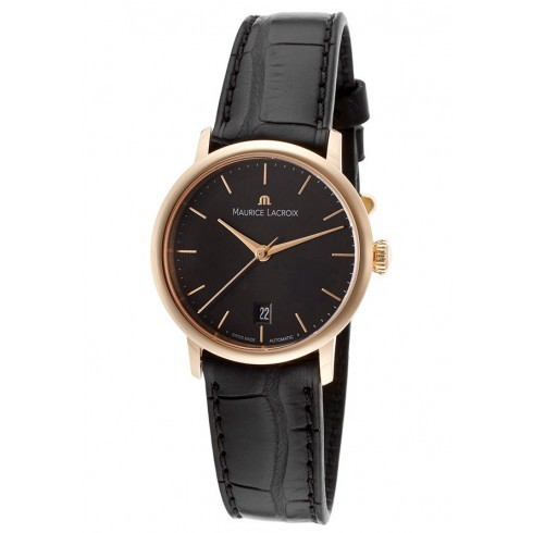 Maurice Lacroix Les Classiques Tradition Ladies with Rose Gold Bezel