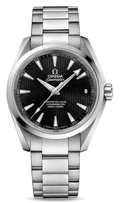 Omega Aqua Terra Chronometer in Steel
