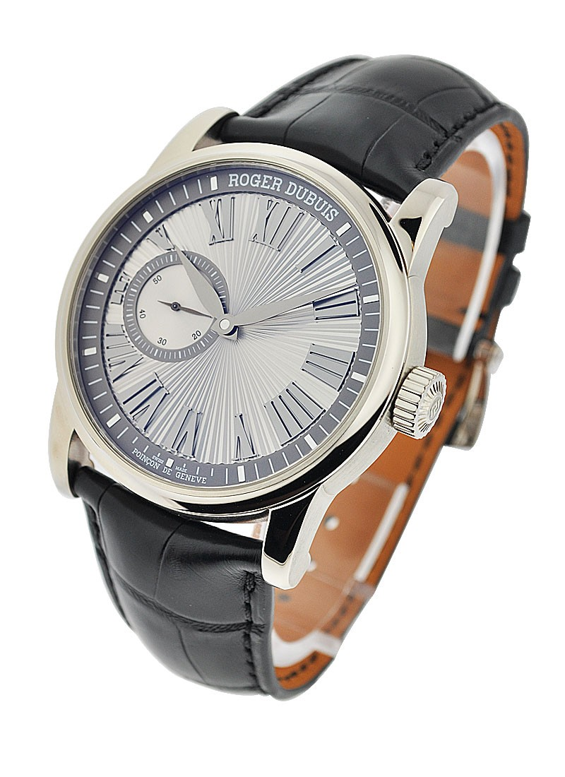 Roger Dubuis White Gold Hommage