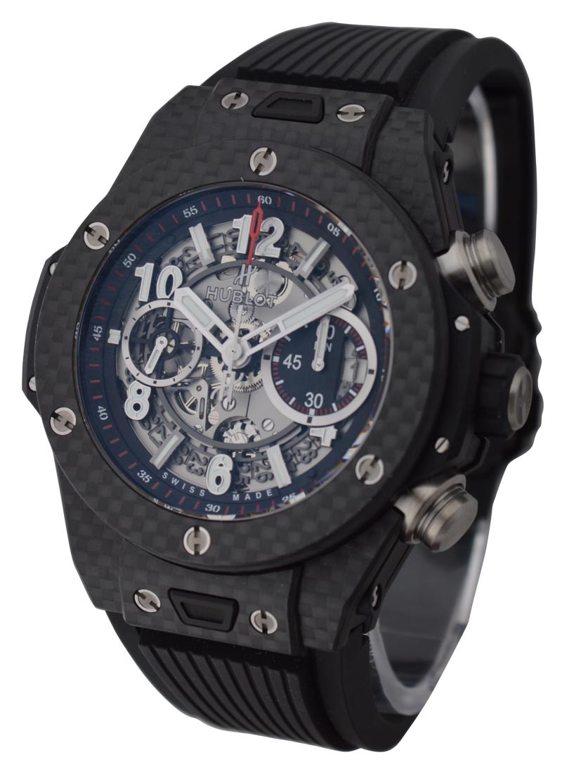 Hublot Hublot Big Bang Unico in Carbon Fiber Case