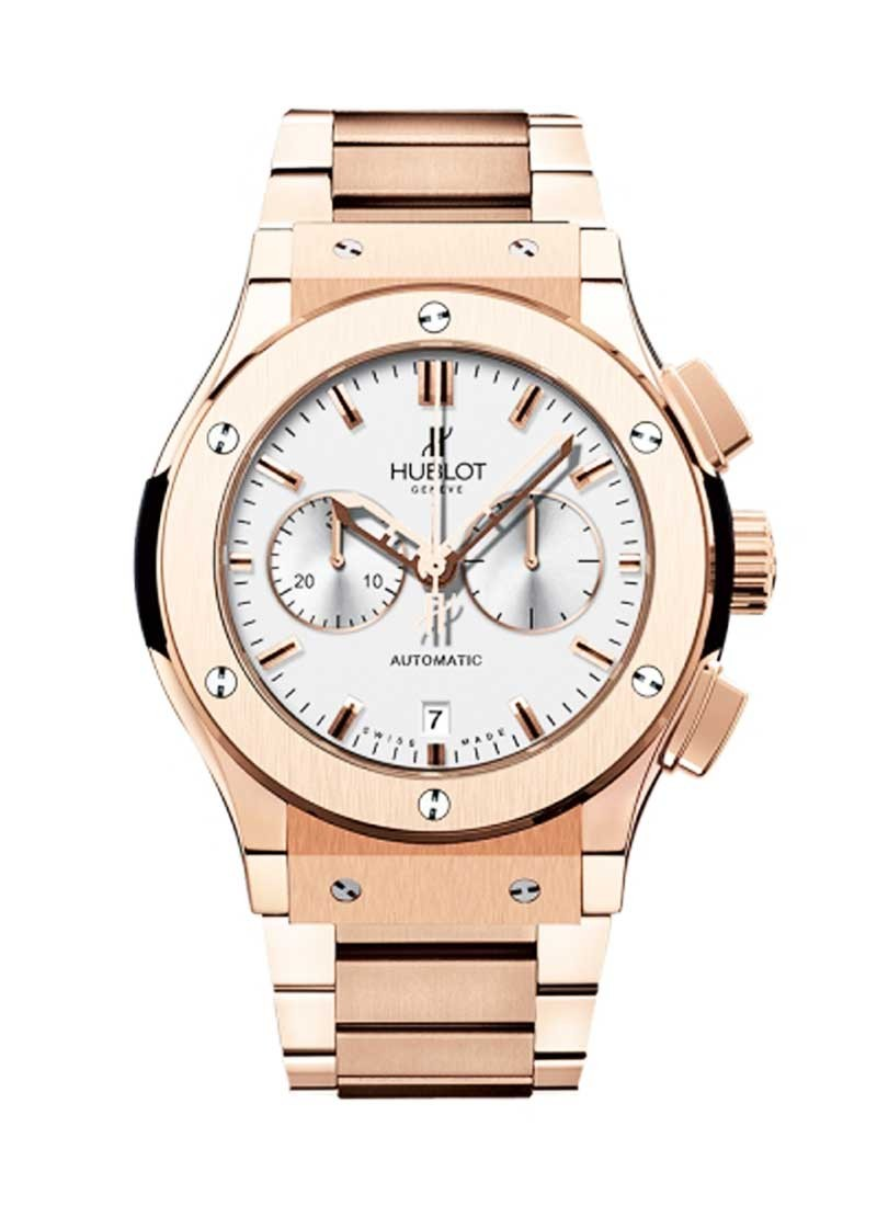 Hublot Classic Fusion 42mm Automatic in Rose Gold