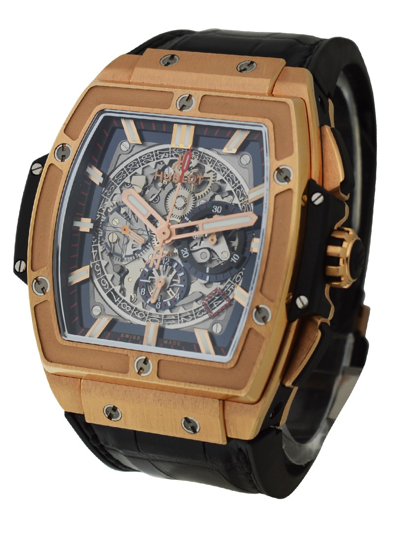 Hublot Spirit of Big Bang in Rose Gold