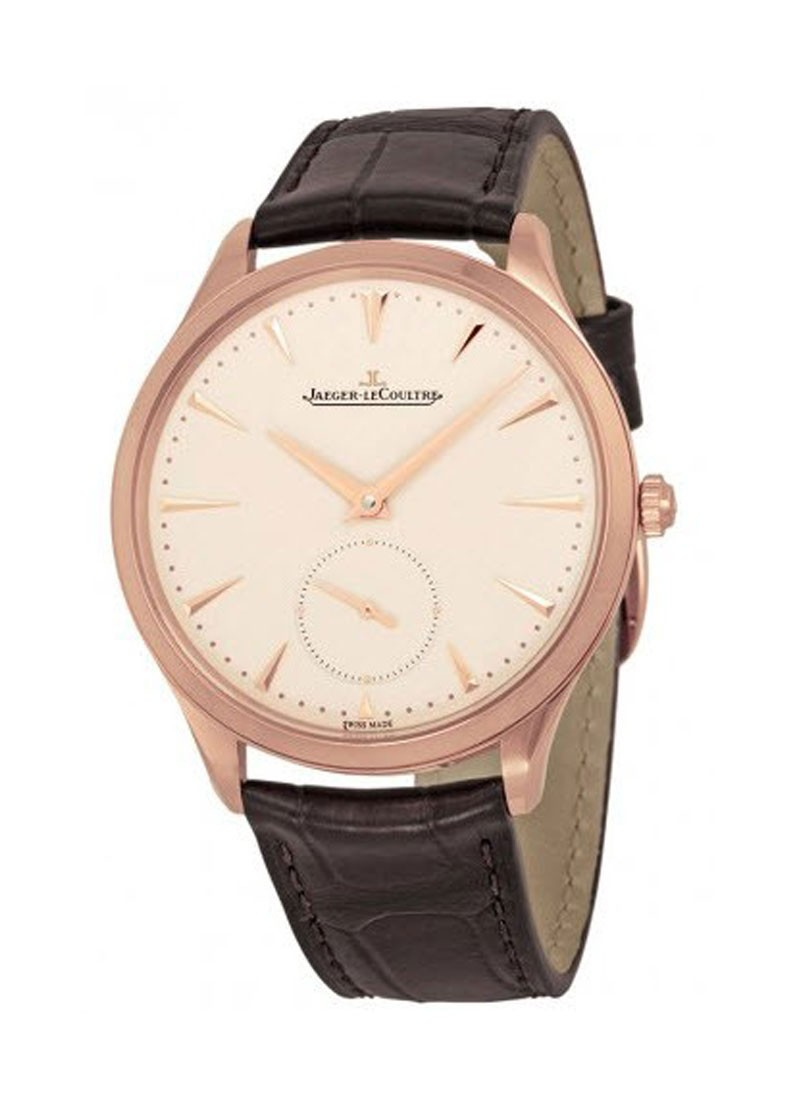 Jaeger - LeCoultre Master Control Ultra Thin in Rose Gold