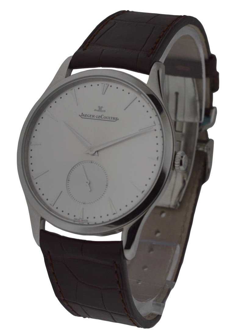Jaeger - LeCoultre Master Control Ultra Thin 39mm Automatic   Steel