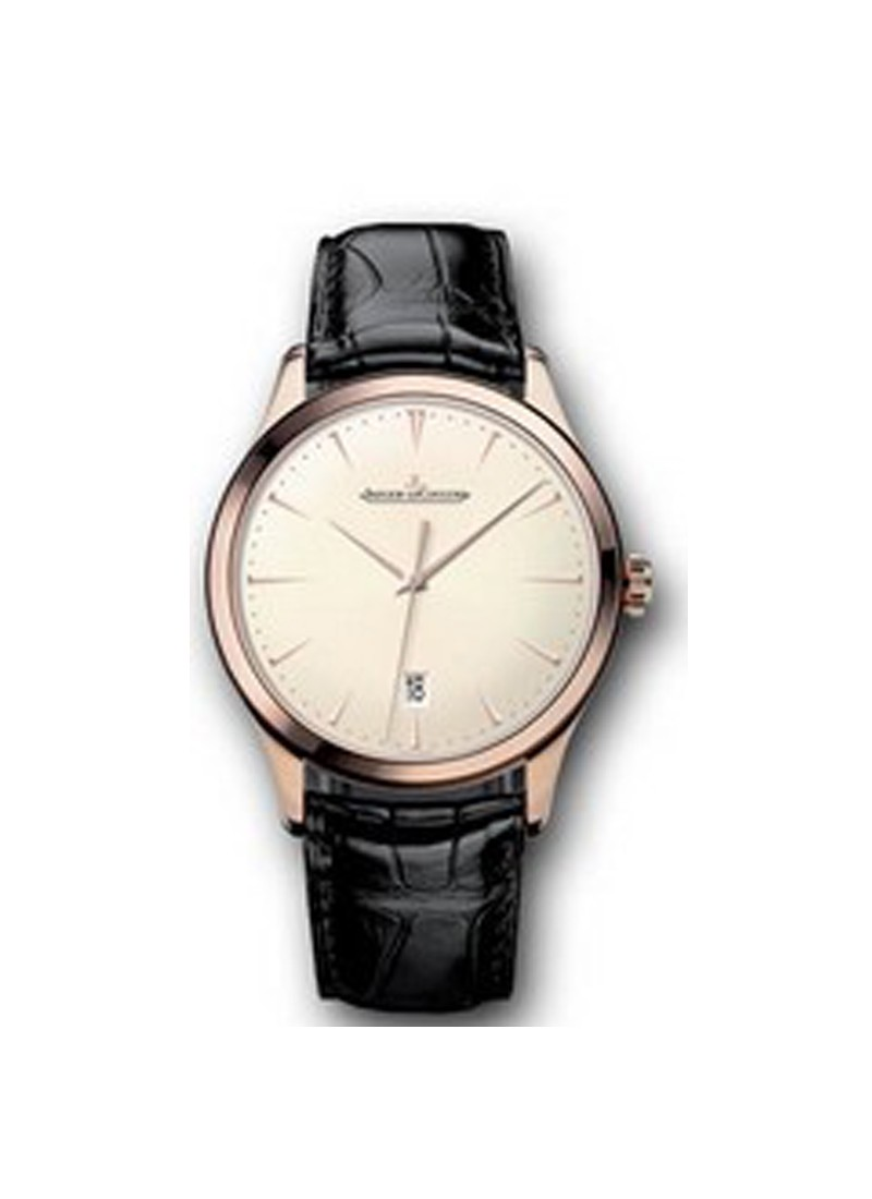 Jaeger - LeCoultre Master Control Ultra Thin 39mm Automatic - Rose Gold