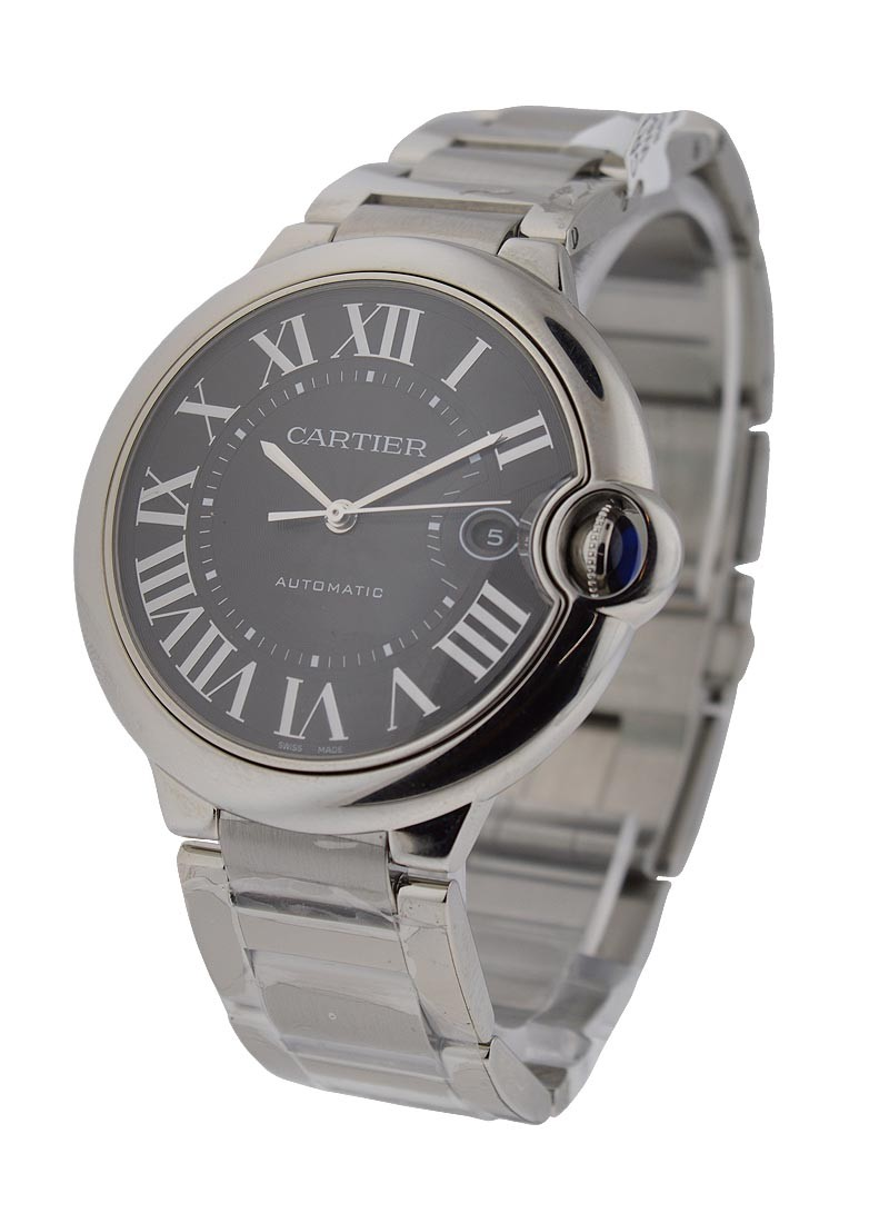 Cartier Ballon Bleu Large 42mm in Steel