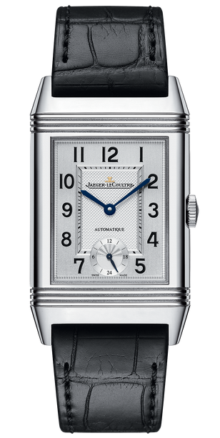 Jaeger - LeCoultre Grande Reverso Day and Night Automatic in White Gold